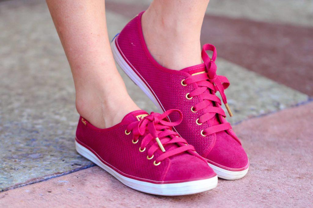 red keds, miami fashion blog, steffy kuncman