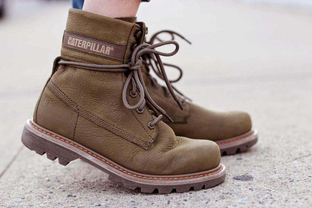 womens caterpillar boots, caterpillar boots styled