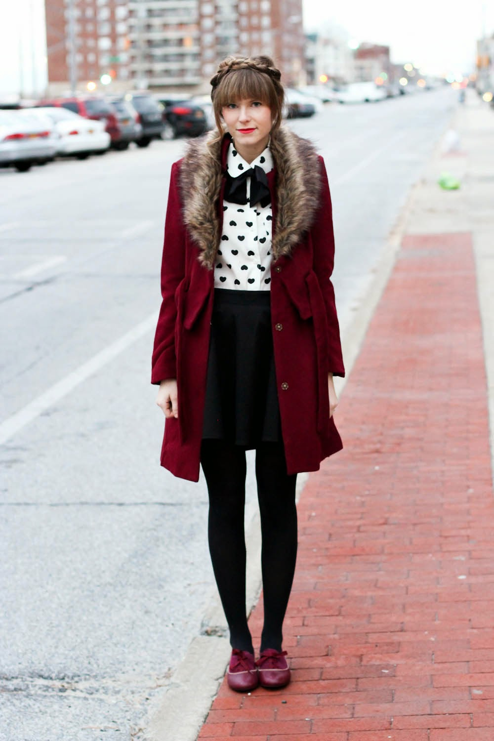 Bow Blouse Forever 21