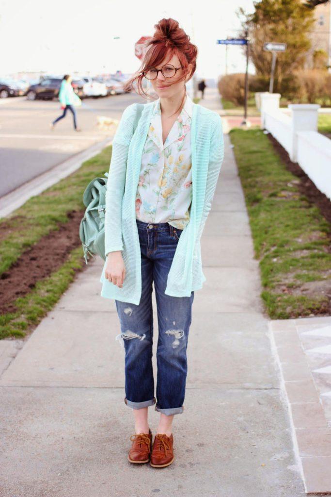 mint outfit, nyc fashion blog, new york fashion blog, vintage fashion blog
