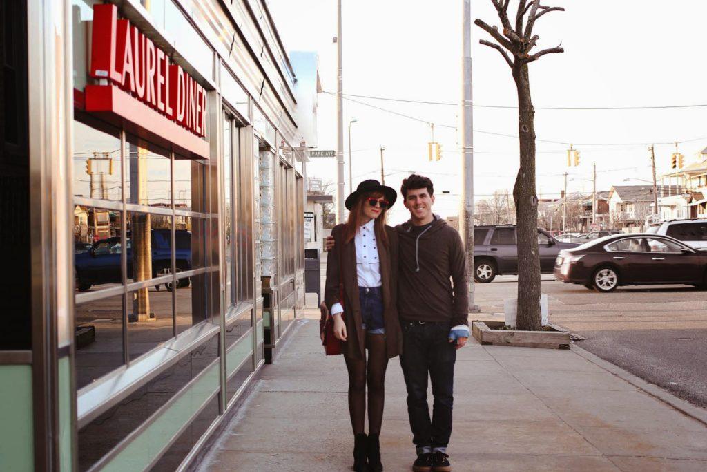 nyc fashion blog, fashion blog, new york fashion blog, vintage fashion blog, laurel diner