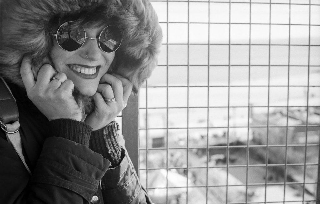 nyc fashion blog, nyc vintage blog, film photography nyc, coney island film photos
