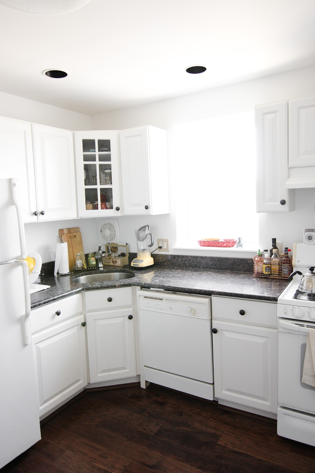 Our Farmhouse Kitchen Reno: Before & After