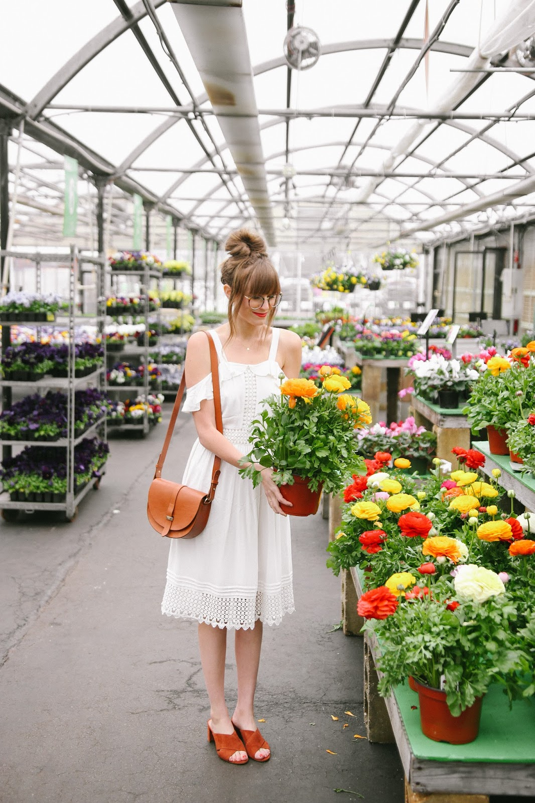 Outfits steffys pros cons spring flower shopping w loft mightylinksfo
