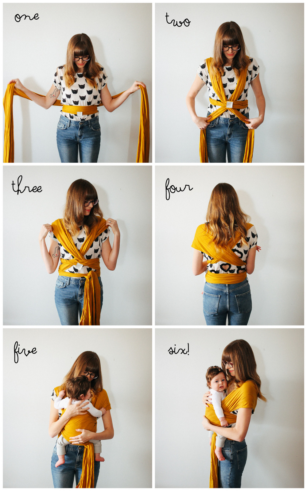 My 3 Favorite Baby Carriers A Video